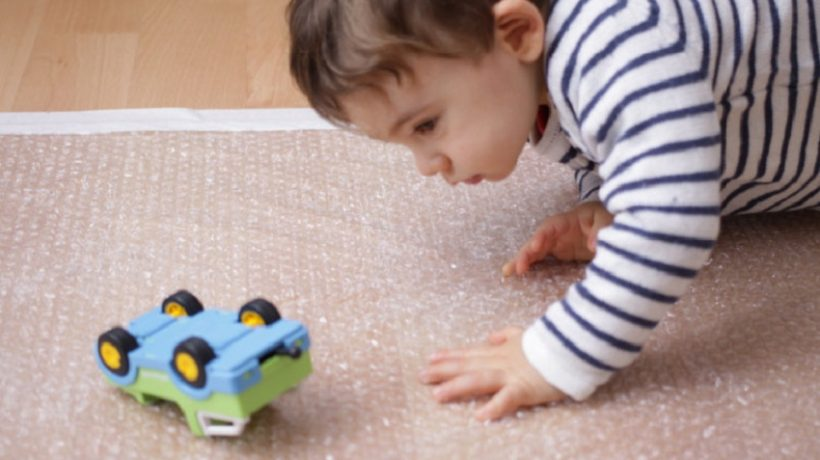 Super Fun Crafts to Make with Bubble Wrap