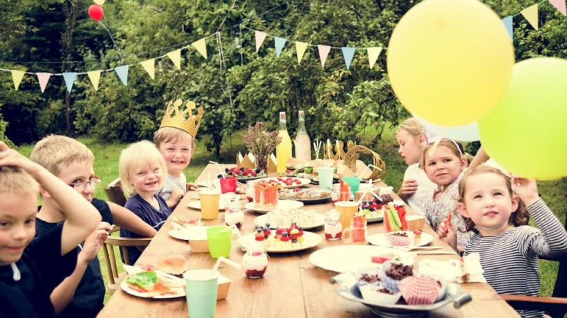 Kids party and entertainment ideas