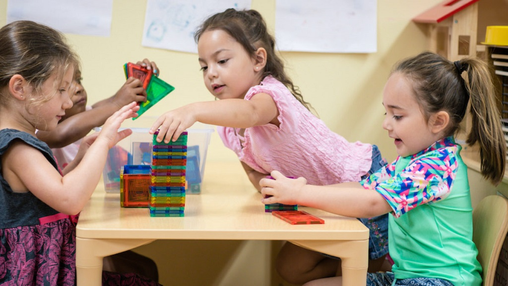 benefits of play in the development of children